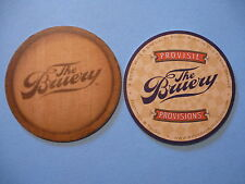 Beer Coaster ~*~ The BRUERY Craft Brewery ~ Orange County, CALIFORNIA Since 2008