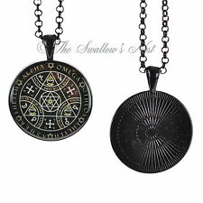 Key of Solomon Sigil Talisman Pendant Holy Union Protection Amulet