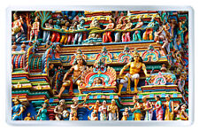 KAPALEESHWARAR CHENNAI INDIA TEMPLE FRIDGE MAGNET SOUVENIR IMAN NEVERA