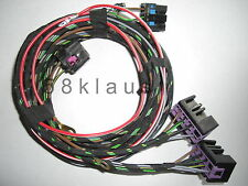 Audi A4 B5 8D S4 Seat Heater heated seats adapter cable harness set loom
