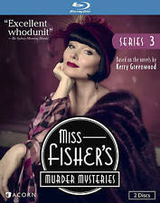 Miss Fisher's Murder Mysteries, Series 3 [Blu-ray] New DVD! Ships Fast!