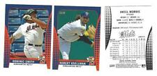 COMPLETE 2016 BINGHAMTON METS TEAM SET MINOR lge AA N.Y METS NEW YORK