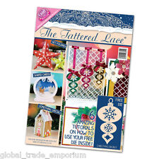 Tattered Lace CHRISTMAS SPECIAL Magazine 2015 with FREE Bauble Die & FREE P&P!