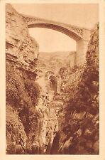 BR45746 algeria algerie constantine ruines de pont romain