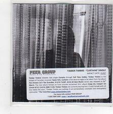 (FN330) Timber Timbre, Curtains - 2014 DJ CD