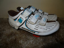 BONTRAGER INFORM RL ROAD WHITE CYCLING SHOES WOMENS SIZE 6 EU 37