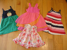 kids clothing Size 3T Lot Girl Toodler Summer Dress Shirt Calvin Klein Maggie &
