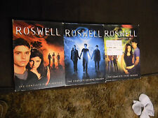 ROSWELL The Complete Series DVD Seasons 1-3 DVD LOT OF 3