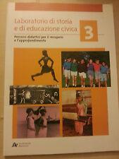 Laboratorio di Storia e Di Educazione Civica 3 - Archimede Ediz. 2000