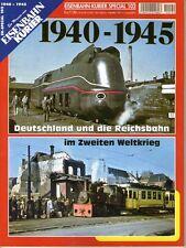 Eisenbahn Kurier EK Special Heft 102 Deutschland Reichsbahn 1940-1945 Weltkrieg