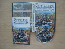 The settlers l'héritage des rois legends expansion disc pc cd