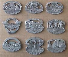 HARLEY DAVIDSON 100th ANNIVERSARY FACTORY PIN SET