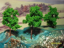 00 gauge Model Trees x 6, also suitable for N gauge