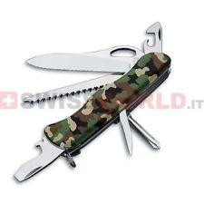 Victorinox Coltello TRAILMASTER MIMETICO ONE HAND Camouflage Multiuso Blocco
