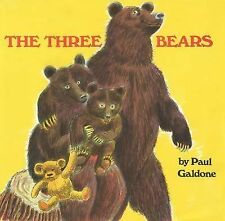 Paul Galdone - Three Bears (1979) - Used - Trade Cloth (Hardcover)