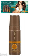 Body Drench Quick Tan Instant self tanner Bronzing Mousse (medium dark)  4.2 oz.
