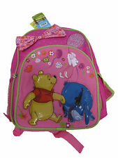 "A00074 Winnie the Pooh Small Backpack 12"" x 10"""
