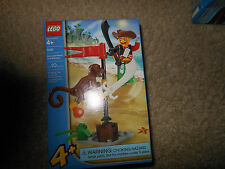 LEGO 7080 Pirates Junior Harry Hardtack & Monkey New Sealed Retired MISB