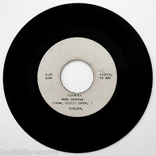 RUBY ANDREWS-Casonova-LINDA JONES-Hypnotized-Mega Rare Metal 2 Sided Acetate 45