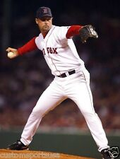TIM WAKEFIELD Boston Red Sox Glossy 8 x 10 Photo Poster