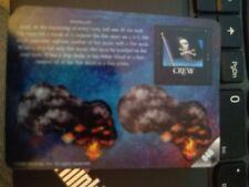 Pirates Davey Jones' Curse #048 Firepot Specialist Pirate Pocketmodel NrMt-Mint