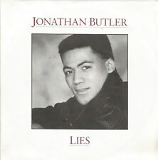 Jonathan Butler - Lies / Haunted By Your Love (Vinyl-Single 1987) !!!