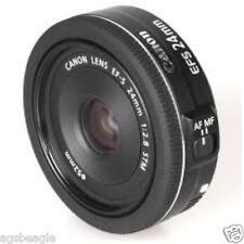 Canon EF-S 24mm F/2.8 STM Wide Angle Lens Brand New With Shop Agsbeagle