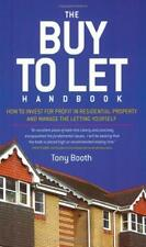 The Buy To Let Handbook: How to Invest for Prof... - Tony Booth - Acceptable ...