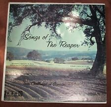 VTG VINYL RECORD ALBUM TEEN CHALLENGE SONGS OF THE REAPER PHILADELPHIA PA JESUS