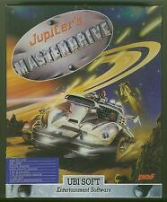 Jupiter`s Masterdrive Atari ST in Folie NEU OVP NEW BOX by game-planet-shop