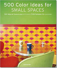 500 Colour Ideas for Small Spaces (Interior Design),
