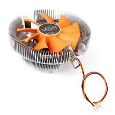 CPU Cooler Fan Heatsink Quiet for Intel LGA775/1155/1156 AMD754/AM2/AM3