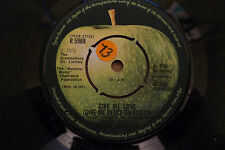 "THE BEATLES - GEORGE HARRISON -ORIGINAL APPLE 7"" 1973 GIVE ME LOVE - SILLY CHEAP"