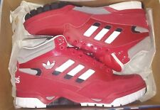 ADIDAS ORIGINALS PHANTOM II MID RED BASKETBALL SHOES MENS 8