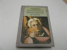Nancy Drew Book By Carolyn Keene, The Clue In The Music Box, 1972