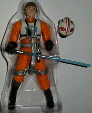 Star Wars LUKE SKYWALKER Figure Jedi Pilot WALMART Exclusive Droid Factory