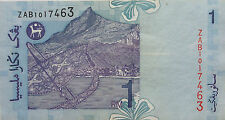 RM1 Zeti sign Replacement Note ZAB 1017463