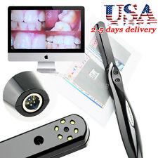 FDA Dental HD USB 2.0 Intra Oral Camera 6 Mega Pixels 6-LED Clear Image Denshine
