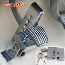 Reliable C03 Brake Pedal Lock safe For Car Auto S.S Clutch Lock Anti-theft