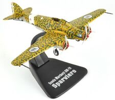 "Savoia Marchetti SM-79 Sparviero Atlas Editions 1:144 ""Giant of The Sky Coll."""