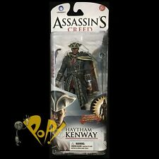 ASSASSINS CREED Series 1 HAYTHAM KENWAY Action Figure McFARLANE Toys!