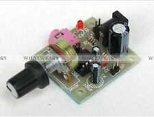 LM386 Super Mini Amplifier Board 3V-12V DIY Kit Perfect QDK - UK Seller