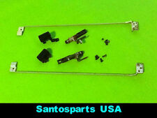 HP Pavilion DV2000 DV2500 DV2900 L&R Hinge & Cover Brackets Screws