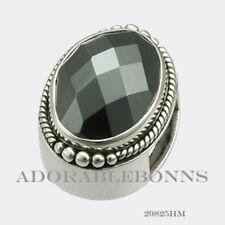 Authentic Lori Bonn Bonn Bons Silver Manhattan Express Slide Charm 29825HM LMTD