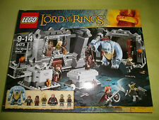 LEGO 9473 Lord of the Rings HDR Neu/OVP New