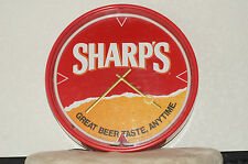 Sharp's Miller Beer Neon Wall Clock Red