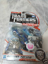 Transformers DOTM Movie 3 Deluxe Topspin Takara MISB