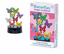 Butterfly Magic Sculpture Magnet Game Girls Table Top Desktop Toy Christmas Gift