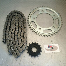HONDA CBR650F GENUINE CHAIN & SPROCKET SET NEW