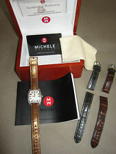 Michele Mini Urban Diamond Watch